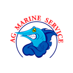 Fishing Tournament Los Suenos Triple Crown Sponsor Logo AG Marine