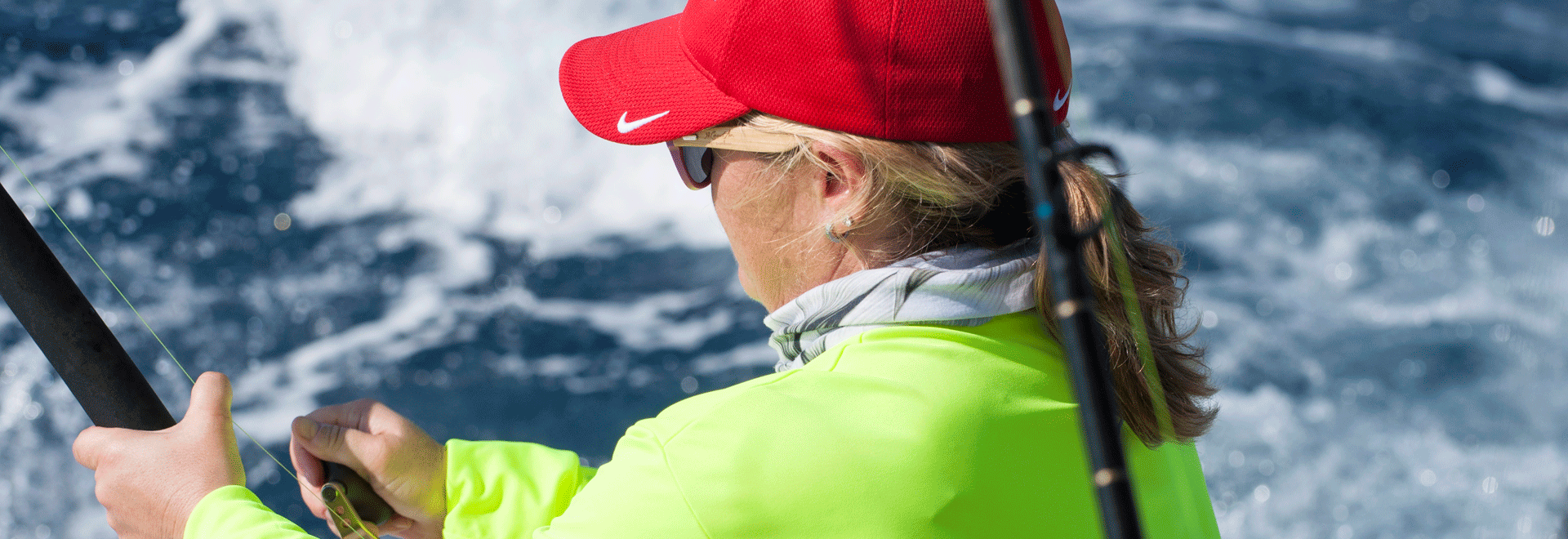 Billfish Tournaments Los Sueños Costa Rica Female Angler