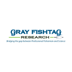 Billfish Tournaments Los Sueños Costa Rica Sponsor Logo Gray Fishtag