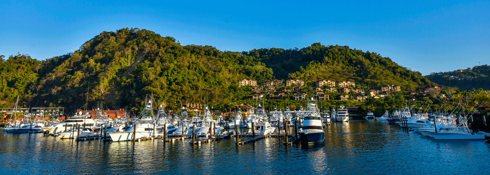 Los Suenos Triple Crown Billfish Tournament Marina